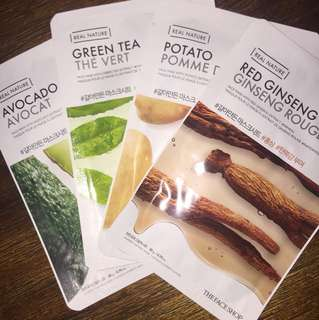 The Face Shop Face Mask