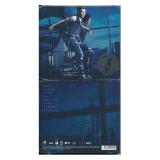 {CD 藏珍舖}  周柏豪~THE EIGHTH ALBUM  全新 CD