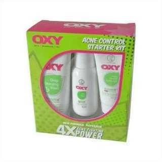 Oxy acne control kit