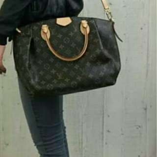 LV Turenne MM size (100%新) 饺子袋