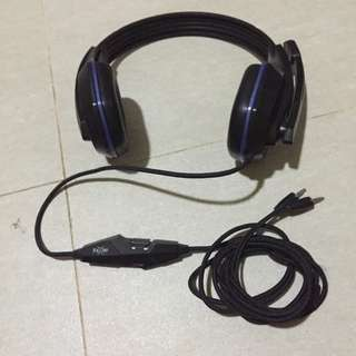 Headset Gaming Foxray Aurora