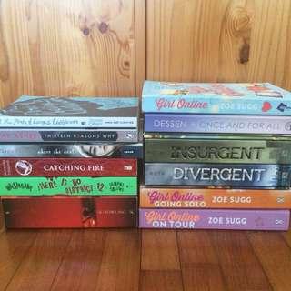 Young Adult/YA Books