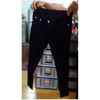 H04 Celana Jeans Prada