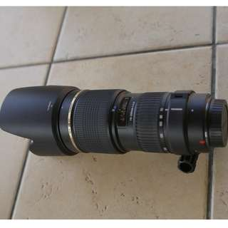 Tamron 70-200 f2.8 di ld (if) macro Lens for Canon EF