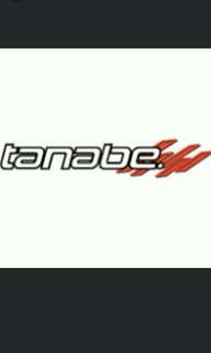 Tanabe Exhaust for subaru 1.5r with cert