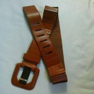 Veeko wide belt