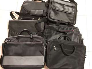 Computer bag each from $20-$30