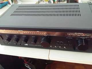 Sansui Amplifier
