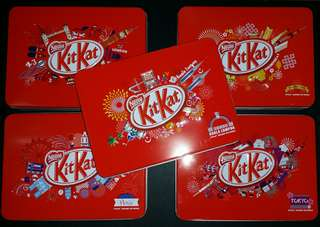 Tin Kit Kat B (1 Set)