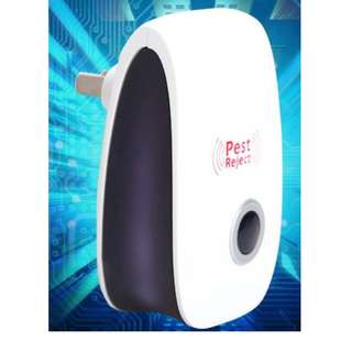 Intelligent Ultrasonic Pest Reject Magnetic Repeller Insect Killer