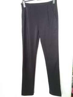 Black Skinny Tight Pants