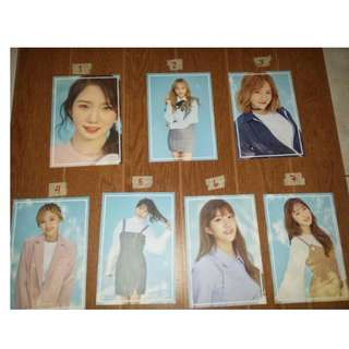 ON HAND WJSN Would you like HAPPY MOMENT - Postcard Ver. A (TINGI)