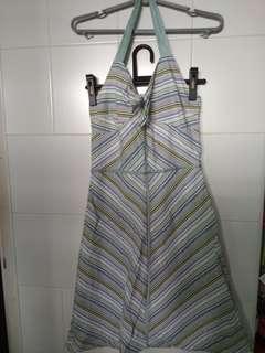 BCBG Halter Neck Dress