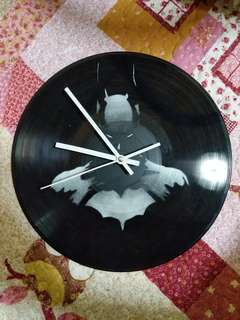 Glow in the dark Batman Wall clock