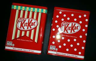 Tin Kit Kat C (1 Set)