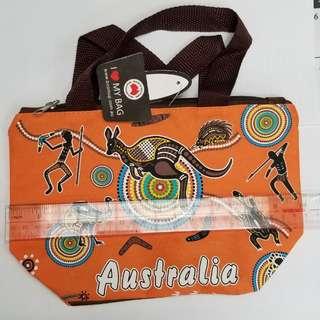 全新 購自澳洲 手挽袋仔