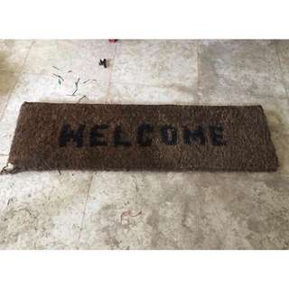 karpet welcome