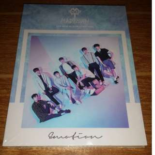 ON HAND SEALED MAD TOWN ALBUM - EMOTION