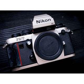 Nikon F3T SLR film camera