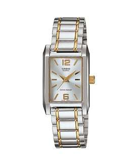Bn Casio Ladies Watch LTP-1235SG-7A