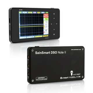 SainSmart DSO Pocket Size Portable Handheld Mini Digital Storage Oscilloscope