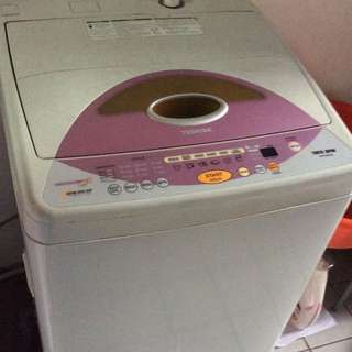 Toshiba Washer