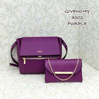 Givenchy Pandora Box Medium Purple