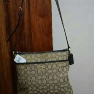 Authentic sling bag bought from us