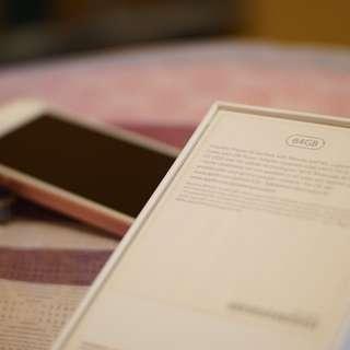 iPhone SE - Rose gold 64gb - smart locked until July '18