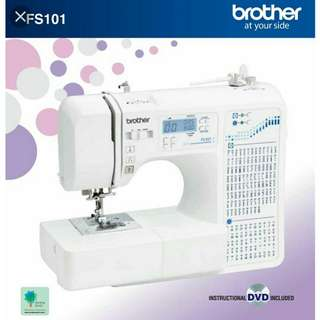Pending - Brother Sewing Machine FS101 + FREE gift