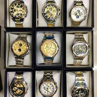 Casio authentic watches