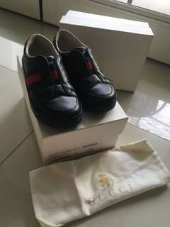 Authentic Gucci Shoes for Kids