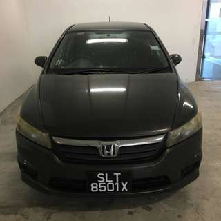 Honda Stream (UBER & GRAB Enabled)