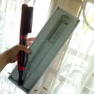 Catokan Sisir (Hair Straightener ASL-908)