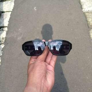 Gianni Versace Medusa Men's Sunglasses Vintage 412/A Italy AUTHENTIC