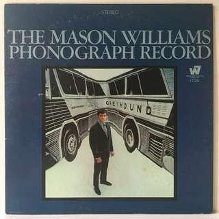 Mason Williams – The Mason Williams Phonograph Record (1968 USA Original - Vinyl is Excellent)