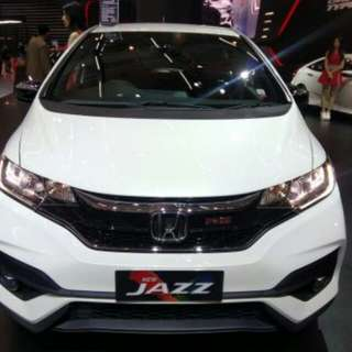 Promo honda jazz Rs 2018