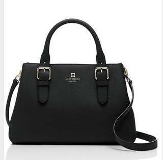 Kate Spade Street Cove Province in Black