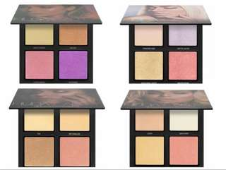 [Authentic] Huda Beauty 3D Highlighter Palette