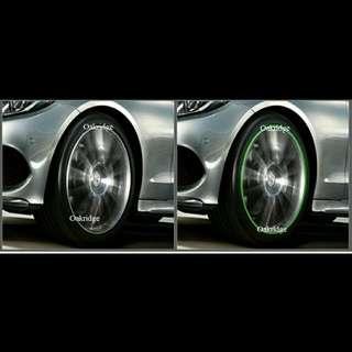 Car/lorry/van Wheels/tyres Rim Rubber Protector (8m)