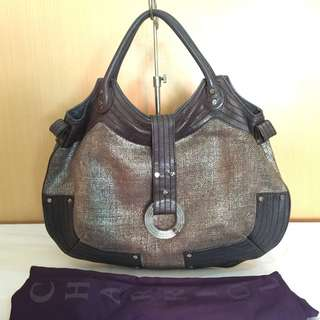 Pre Owned Authentic Philippe Charriol Bag