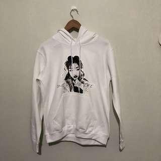 Jacket/pullover printing