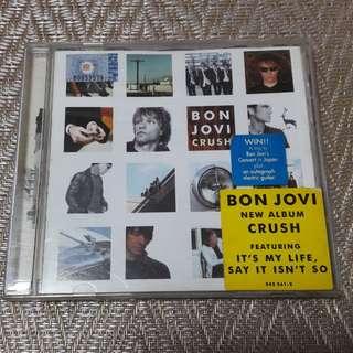 Bon Jovi- Crush CD