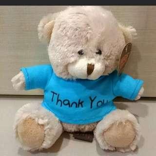 Precious Thots Teddy Bear