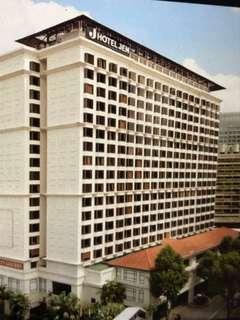 Hotel Jen Tanglin (26th-27th Mar)