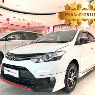 2018 Toyota Vios TRD