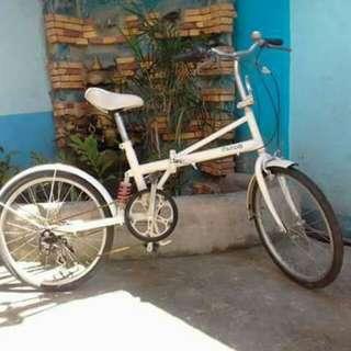 ECCITI folding bike FREEDELIVERY!