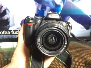 Nikon DSLR D40X