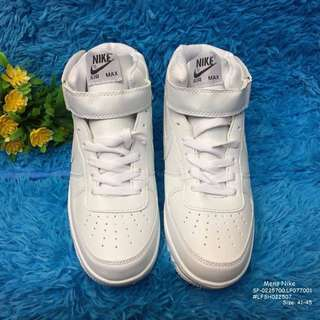 Mens nike shoes size : 41-45