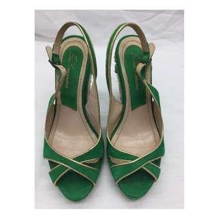 Blumarine wedges - Blumarine楔型鞋